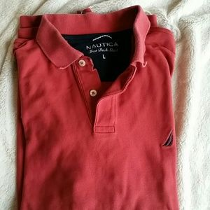 Nautica Shirts - Men's size L Nautica polo